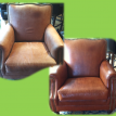 colorado leather cleaning and restoration project Aspen and Santa Fe